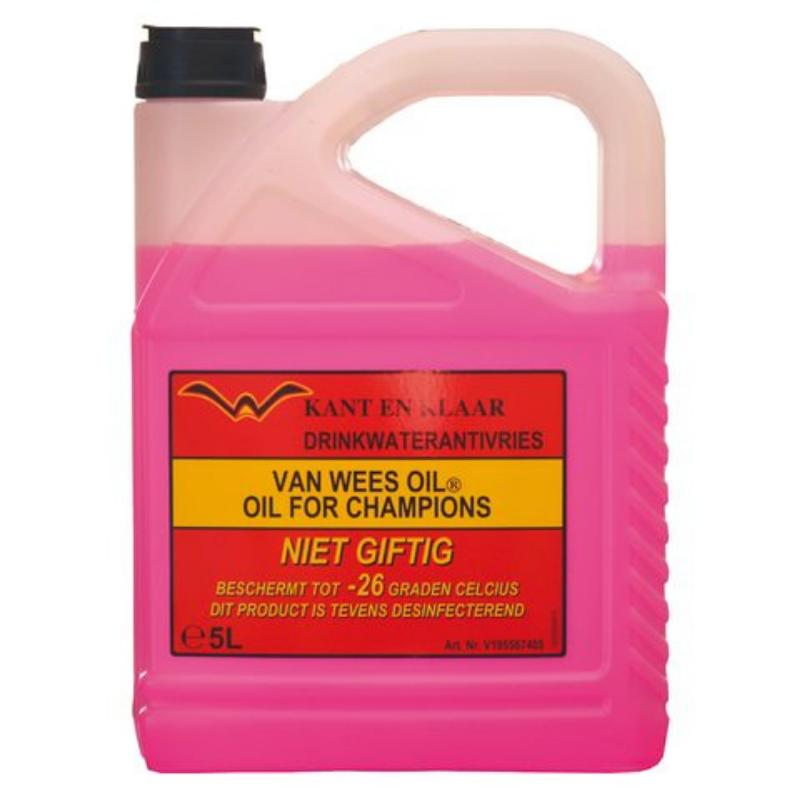 Antivries drinkwater